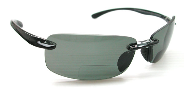 PP470B/T - Polycarbonate Polarized Bifocal Sun Reader (price per piece)