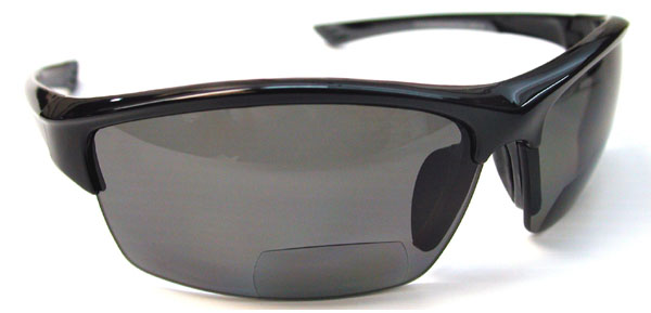 PP472B/T - Polycarbonate Polarized Bifocal Sun Reader (price per piece)